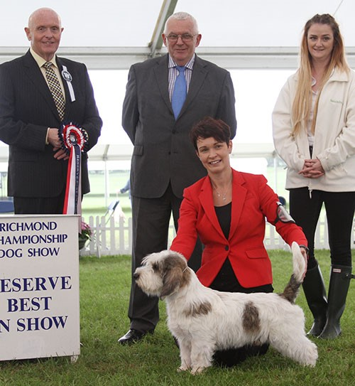 Reserve Best in Show 2016