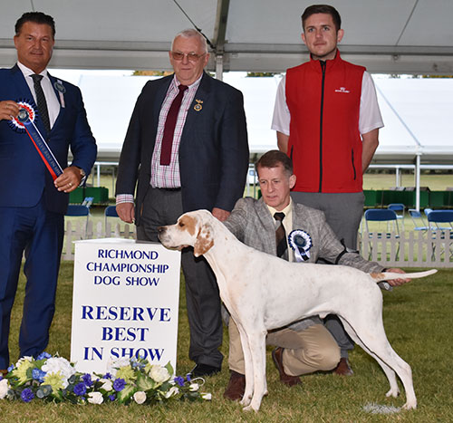 Reserve Best in Show 2019